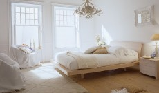 białe wnętrza -aranżacje