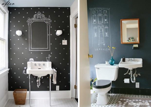 farba tablicowa do łazienki
