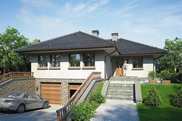 Projekt domu GL-289 Gustaw