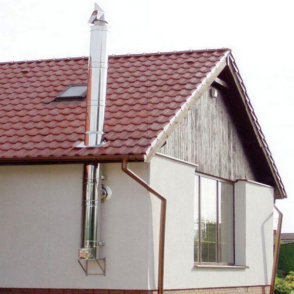 komin stalowy