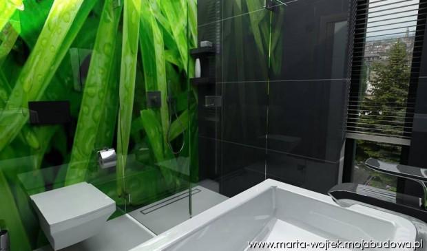 wykończenie łazienki