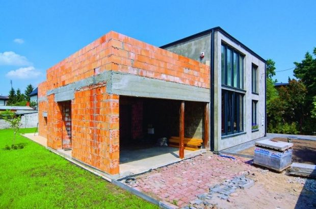 dobudowa do istniącego domu