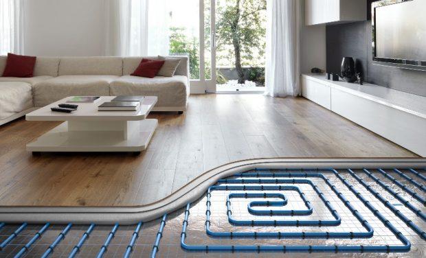 ogrzewanie podłogowe pod panele
