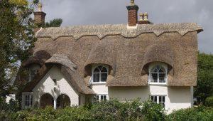 dach ze strzechy