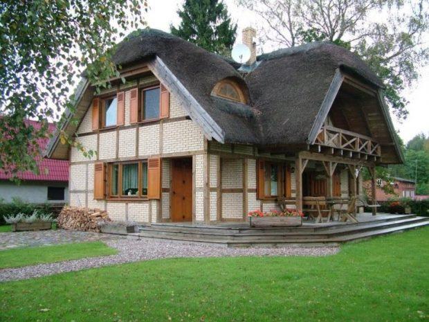dom dach strzecha