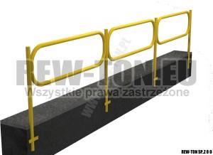 barierki drogowe