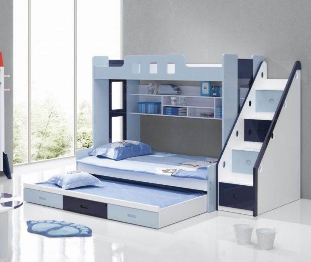 modułowe łóżko dziecka