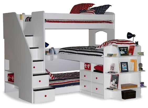 wielofunkcyjne łóżko dziecka