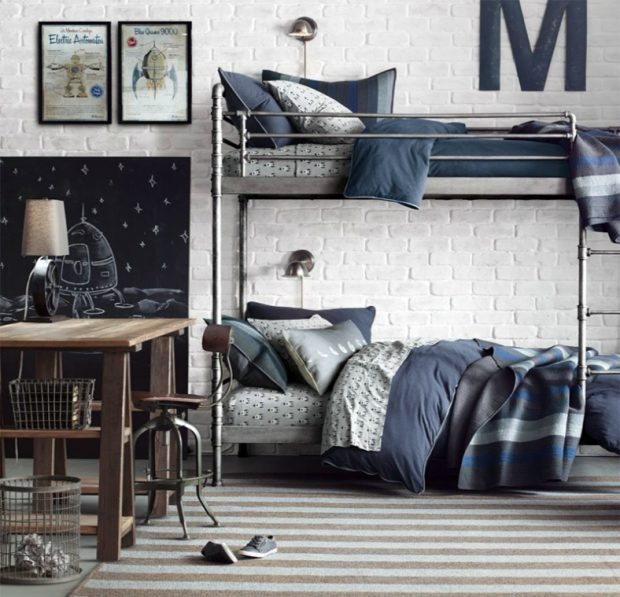 piętrowe łóżka zdjęcia