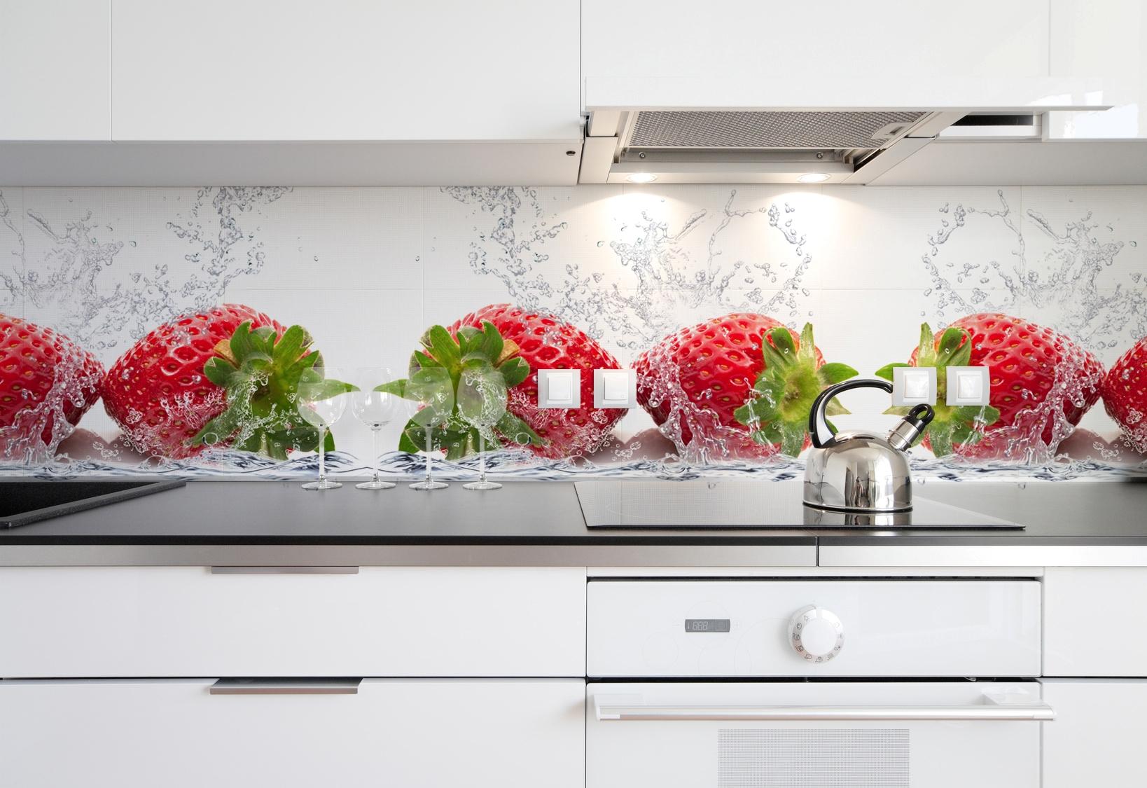 Fototapeta w kuchni Fototapeta w kuchni -> Fototapety Kuchenne Aranzacje