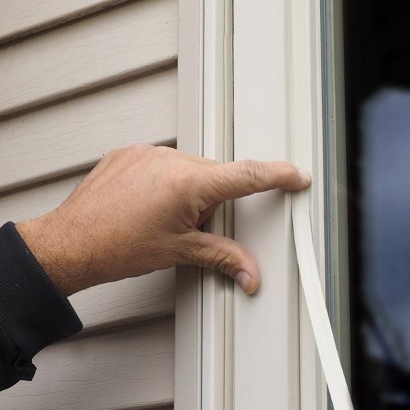 gąbka do uszczelniania okien