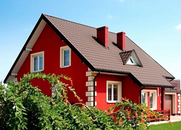 jak dobrać kolor domu