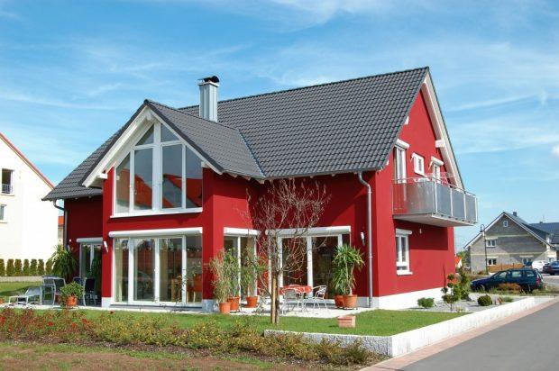 zewnętrzne kolory domu