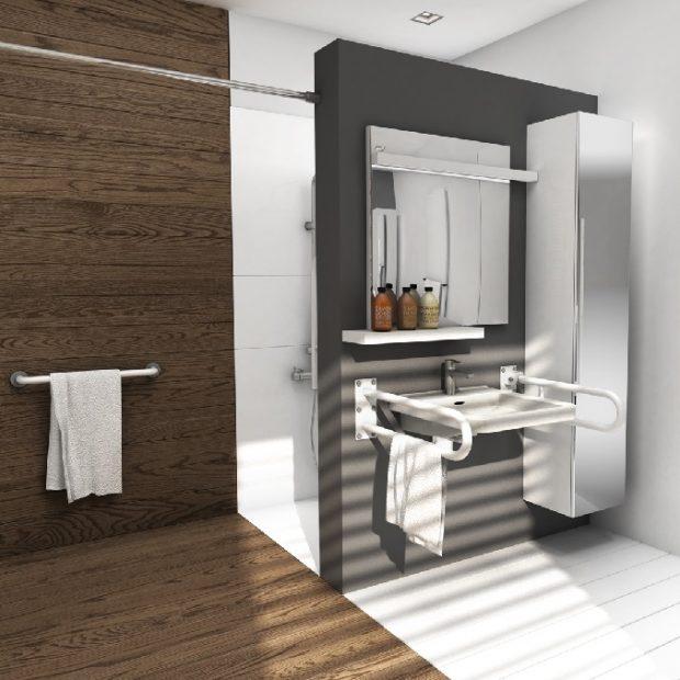 łazienka dla starszych osób