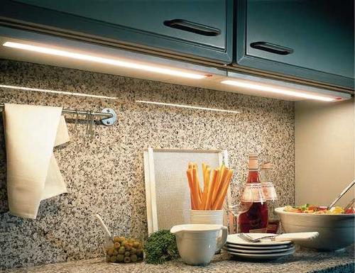 oświetlenie blatu kuchennego