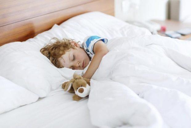 spokojny sen alergika