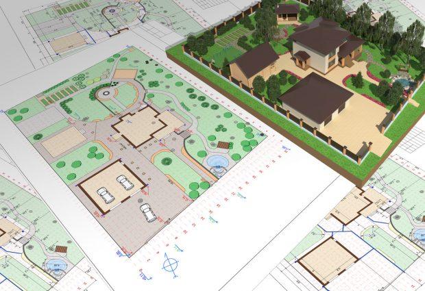 koszt budowy domu zakup działki budowlanej
