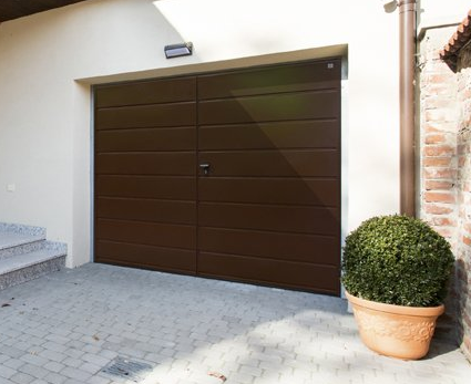 bramy garażowe rozwierne