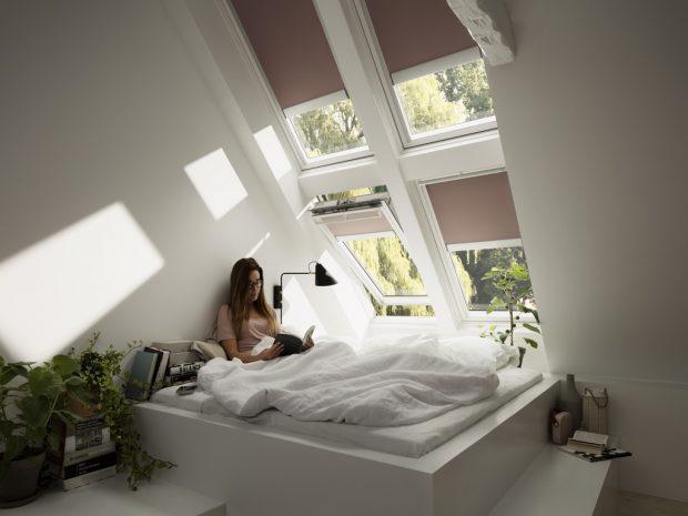 okna dachowe markizy