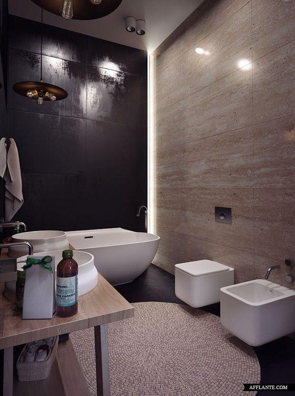 aranżacja łazienki dla gości