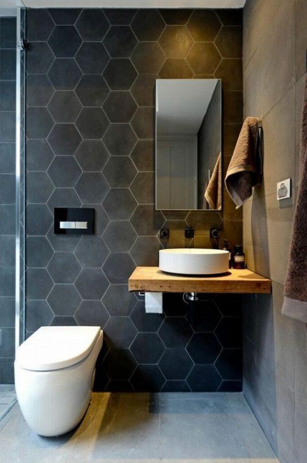 osobna łazienka dla gości