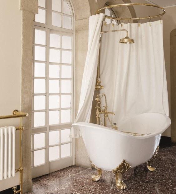 prysznic z wanny