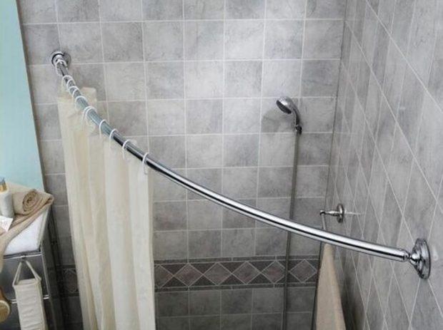 drążek prysznicowy