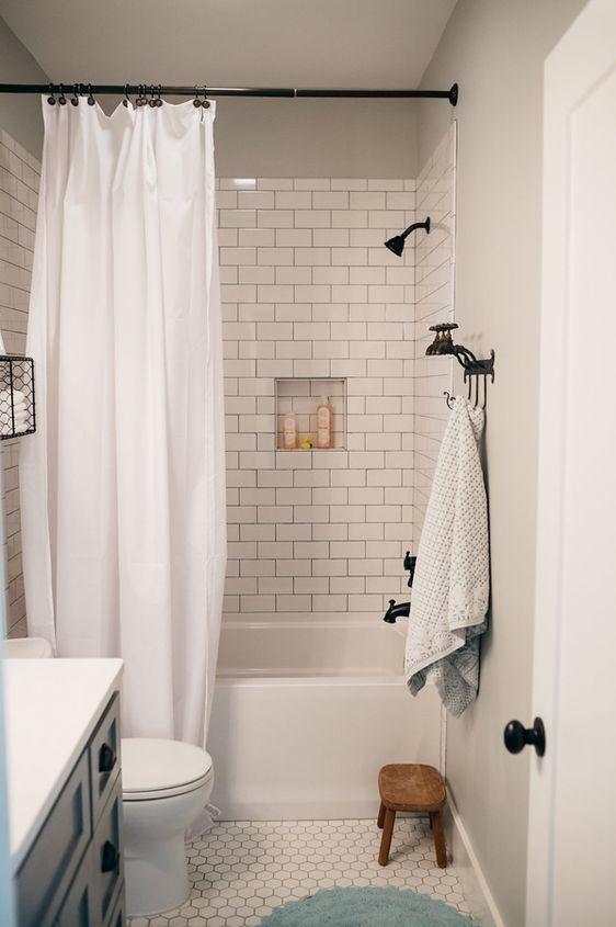 prysznic i wanna mała łazienka