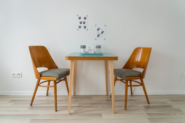 stolik z prl