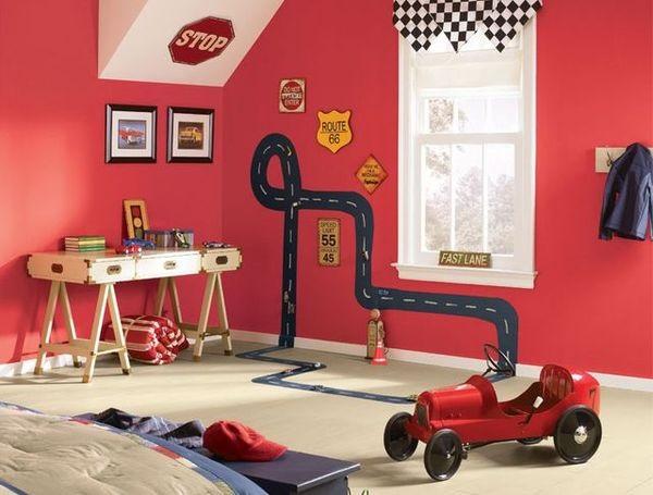 jaka farba do pokoju dziecka