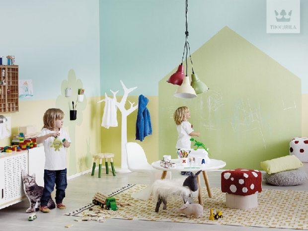 farby do pokoju dziecięcego