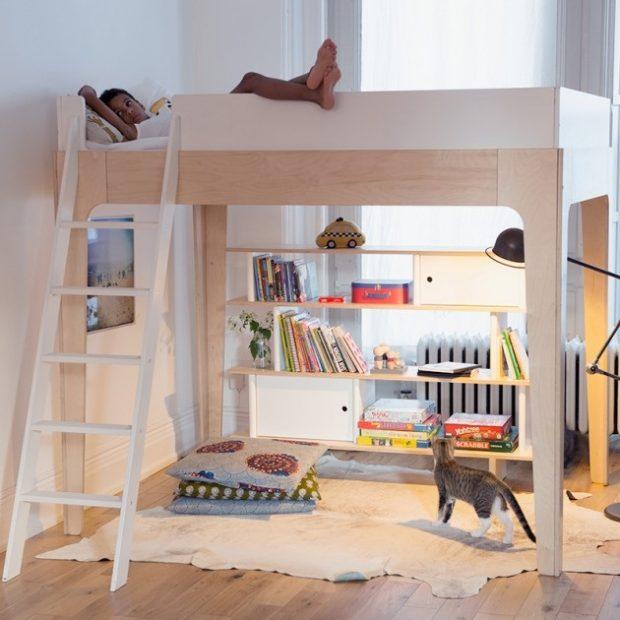 łóżko piętrowe pokój dziecięcy