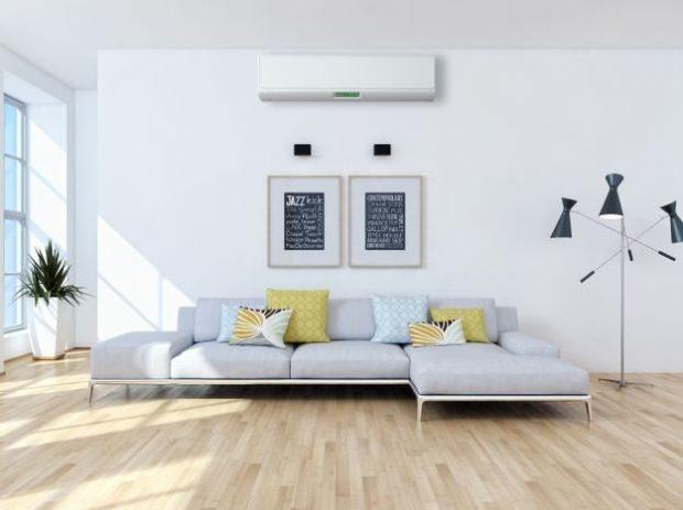 klimatyzacja w salonie