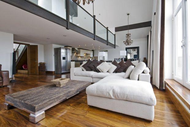 mieszkanie dwupoziomowe antresola