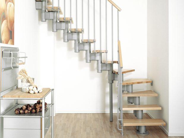 schody stalowe spiralne zabiegowe