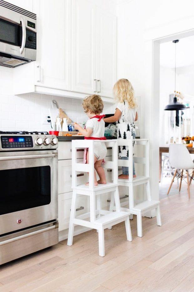 stołki schodki dla dzieci