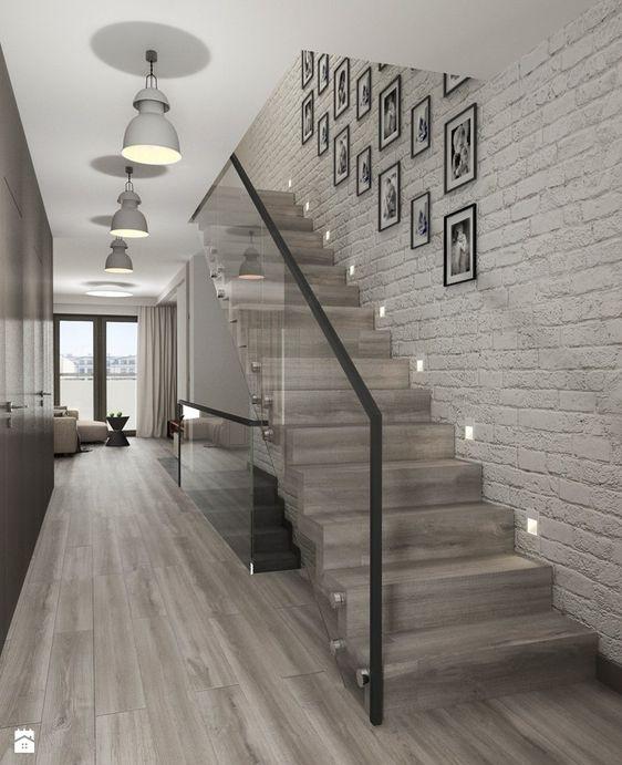 oprawy led schodowe