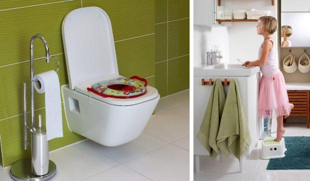 nakładka na toaletę dla dziecka