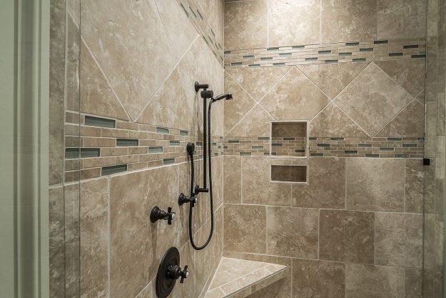 minimalistyczna aranżacja łazienki
