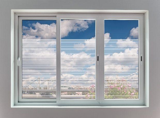 folia na okna prywatność