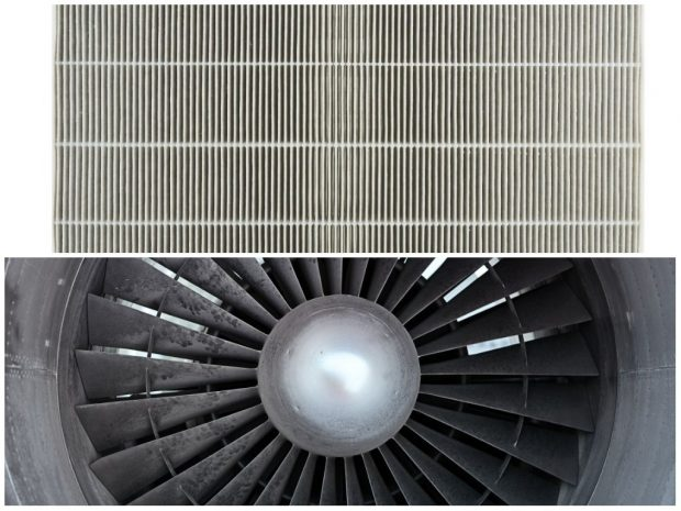 oczyszczacze powietrza filtry