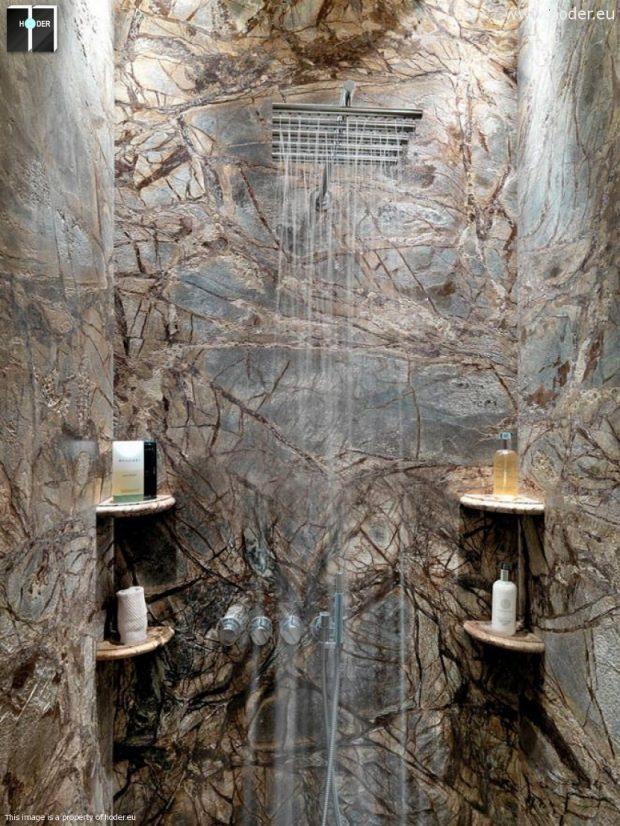 blat do łazienki kamień