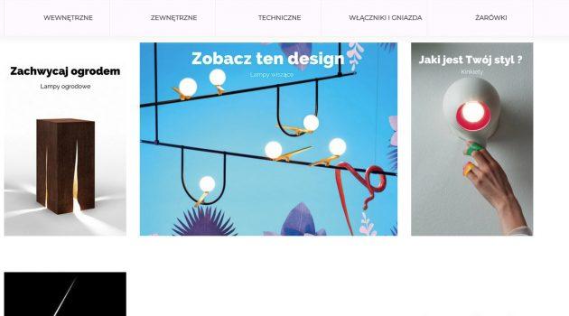 designerskie lampy sklep