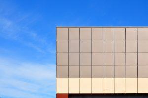 panele warstwowe budowa pawilonów