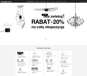 sferalumina nowoczesne lampy