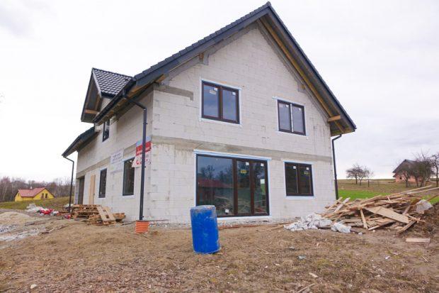 budowa wykończenie domu