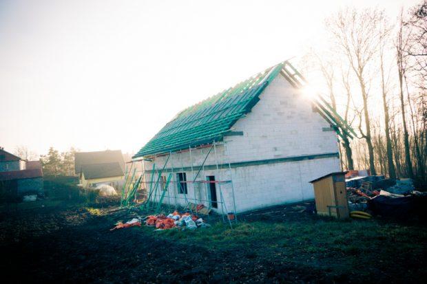 koszt budowy domu jednorodzinnego
