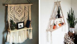 Makrama sztuka wiązania sznurków