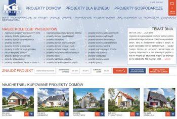 gotowe projekty domów online