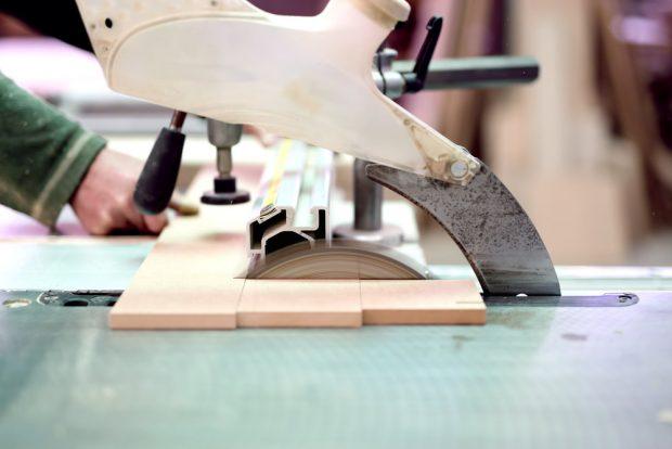 obróbka drewna narzędzia